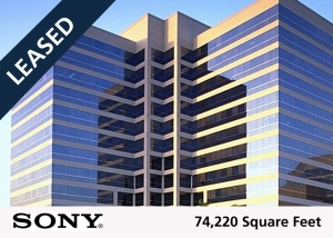 Landlord Leasing - 400 Corp Point - Sony