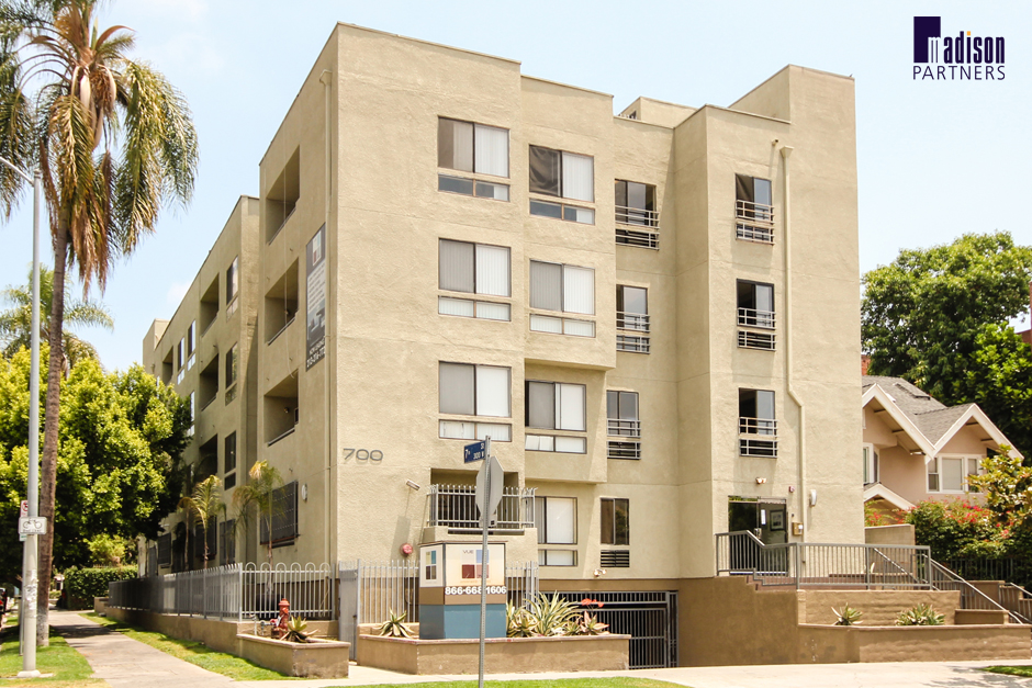 los angeles commercial real estate multi family apartment sales