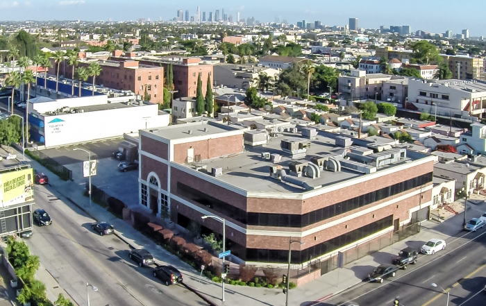 6344 Fountain Avenue | Hollywood CA | Madison Partners Sells Fully Leased Office Building