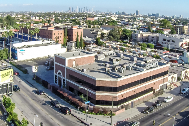 6344 Fountain Avenue is a post production facility in Hollywood, CA
